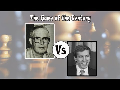 The Game Of The Century - Donald Byrne Vs Robert James Fischer | Chess Game