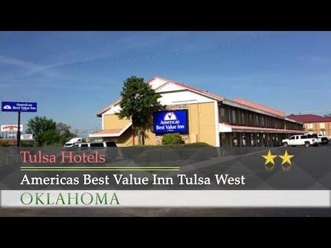 Americas Best Value Inn Tulsa West - Tulsa Hotels, Oklahoma