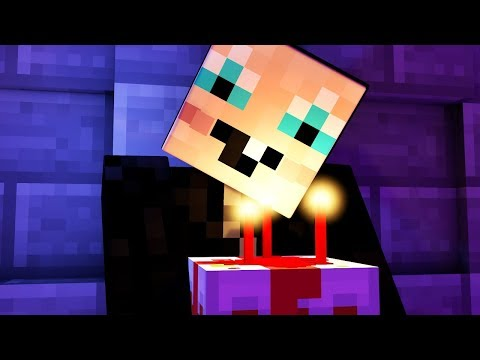 Minecraft Happy Death Day  WHO IS THE KILLER?!  Minecraft Scary Roleplay