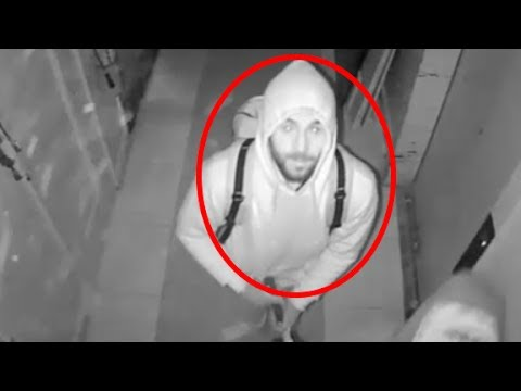 5 Most Shocking UNSOLVED MYSTERIES Caught On Camera