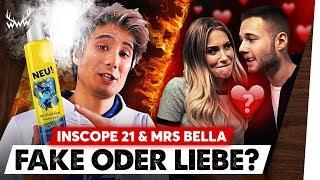 Inscope21 & Mrs Bella: FAKE oder LIEBE? • Julien Bam: Eigenes Haarspray!   #WWW