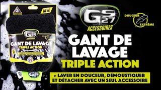 GS27 Gant De Lavage Triple Action x1 GS27 OU180140 OU180140