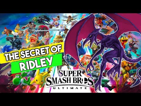 Armada tells a story about Ridley at E3 Super Smash Bros. Ultimate