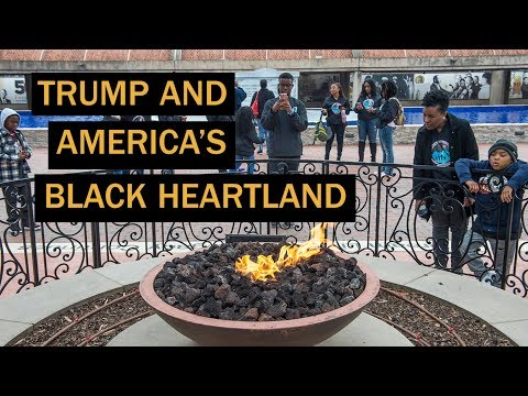 In America's black heartland, Trump's jabs meet quiet resolve
