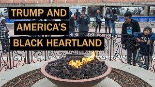 In America's black heartland, Trump's jabs meet quiet resolve