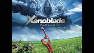 Xenoblade OST - Field, the Machine God World