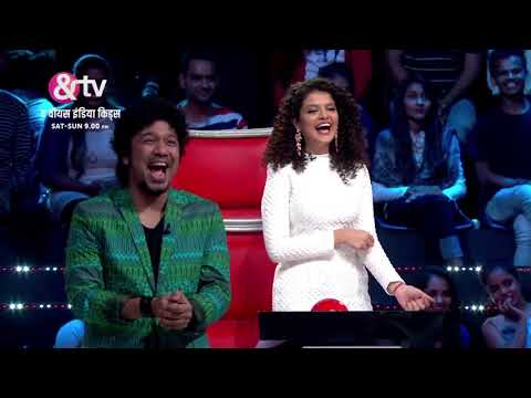 Ayush Kotwal Challenges The Coaches  The Voice India Kids   Season 2  Ep 3