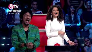 Video Ayush Kotwal Challenges The Coaches  The Voice India Kids   Season 2  Ep 3 download MP3, 3GP, MP4, WEBM, AVI, FLV April 2018