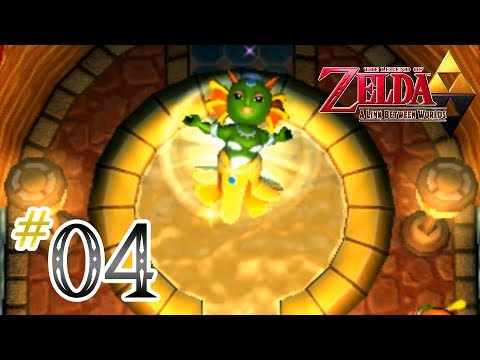 The Legend of Zelda - A Link Between Worlds - Part 4 - Zora's Domain