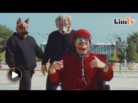 'Like a Dog' video: Cops looking for Namewee
