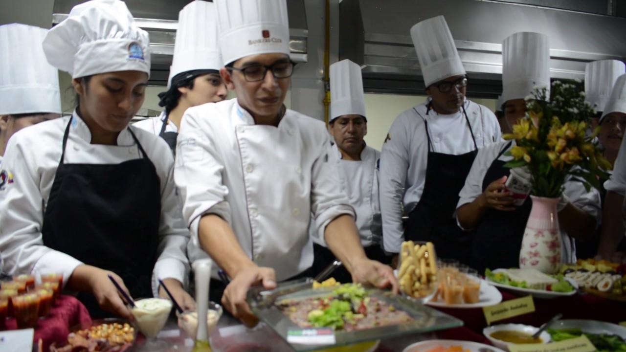 Clase pr ctica de cocina fr a youtube for Youtube videos de cocina