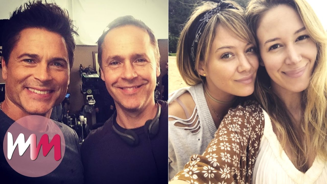 28 Celebrities With The Siblings You Never Knew Existed