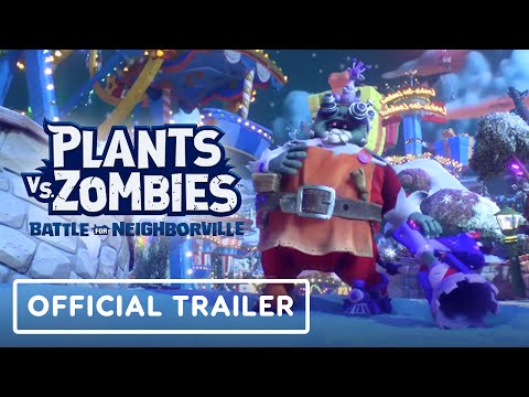Plants vs. Zombies: Battle for Neighborville - Official Sir Patrick Stewart Holiday Trailer