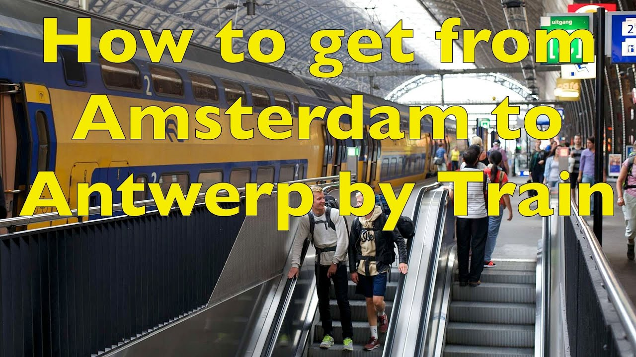 How to get to Amsterdam 90