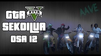 GTA V Sekoilua - Osa 12 (Motocross Madness, Aave)