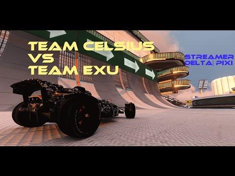 Team Celsius vs Team ExU