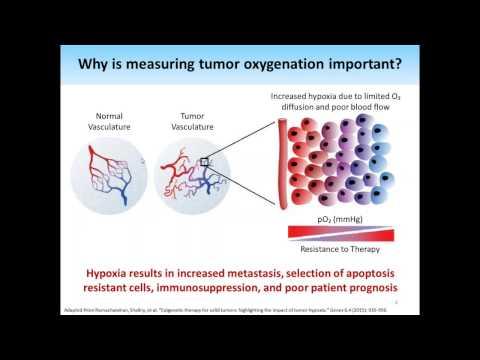 November 2016 Webinar: Photoacoustic Imaging of Tumor Oxygenation: Validation with MRI