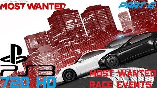 Need for Speed Most Wanted 2012 (PS3) - Part 6 [Most Wanted Race Events]