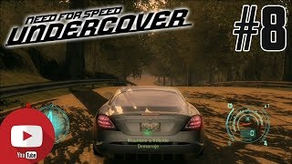 ✔ Need for Speed Undercover: Historia completa en Español | Playthrough Parte 8