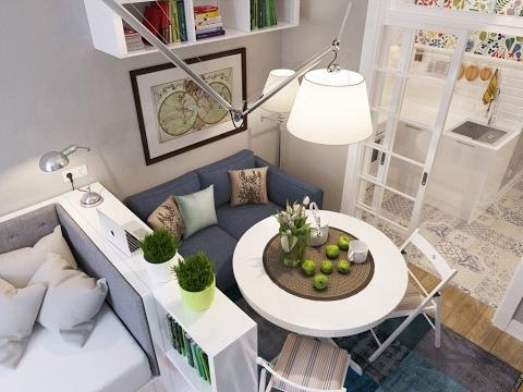 дизайн спальни гостиной 18 кв м идеи для комфорта Youtube