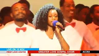 Read Your Bible, Pray Everyday - Greater Love Choir