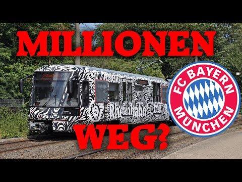 Millionen-Desaster: U-Bahn zu breit; was Rheinbahn vom FC Bayern lernen kann