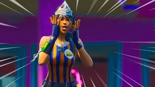 Nouveau SIZZLE SGT Skin Gameplay In Fortnite Battle Royale.