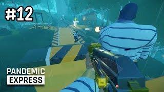 Pandemic Express Zombie Escape[Thai] #12 ปืนทองที่คู่ควร