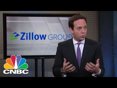 Zillow CEO Spencer Rascoff: Brand Innovation | Mad Money | CNBC