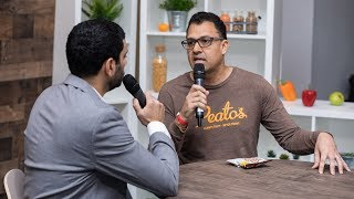 Snack It Forward CEO Discusses Peatos Brand