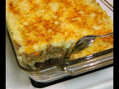 Shepherd's pie - HEALTHY FOOD - DIABETIC FOOD - How To QUICKRECIPES