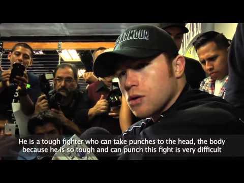 Canelo Alvarez talks Mayweather vs. Maidana; Feels Angulo has one style