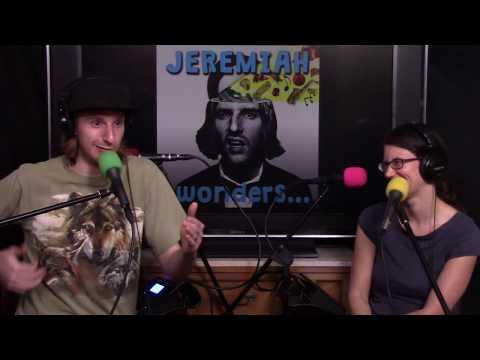Jeremiah wonders... #32- Julie Seabaugh