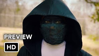 Watchmen First Look Preview (HD) HBO Superhero series