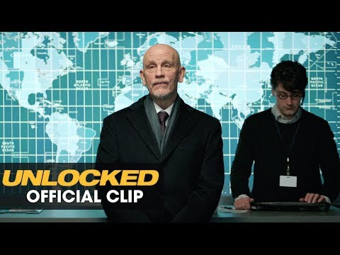 "Unlocked (2017 Movie) Official Clip - ""Go Order"" - Orlando Bloom, Noomi Rapace"