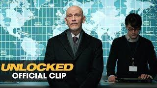 """Unlocked (2017 Movie) Official Clip - """"Go Order"""" - Orlando Bloom, Noomi Rapace"""