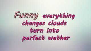 Tegan Marie - Lucky Me (Lyric Video)