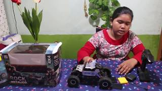 ANAK SD REVIEW RC CAR OFFROAD 4WD.... GANAS ABISSS GUYS