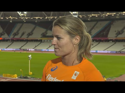 WCH 2017 London – Dafne Schippers NED 200 Metres Gold