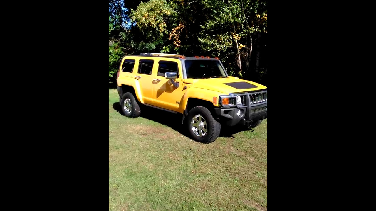 2006 HUMMER'S H3 MOST COMMON ISSUES OWNERS REVIEW - YouTube