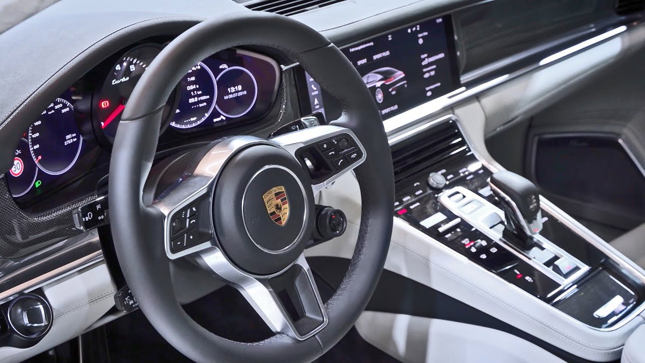 2017 porsche panamera interior youcar car reviews. Black Bedroom Furniture Sets. Home Design Ideas