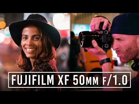FUJIFILM Brings Speed with the XF 50mm f/1 R WR Lens; More Info at B&H Photo Video