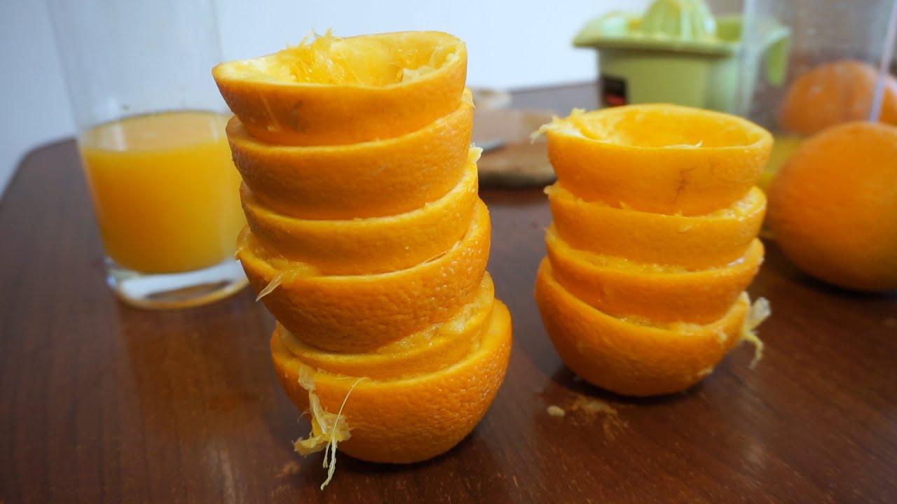 Сколько стоит домашний апельсиновый сок?