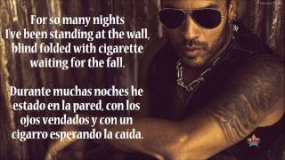 Lenny Kravitz - The chamber LYRICS TRADUCIDA ESPAÑOL