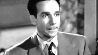 Backfire  1950  Film Noir  scene