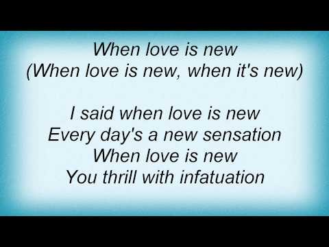 Billy Paul - When Love Is New Lyrics_1