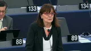 Intervento in aula di Patrizia Toia sulla presidenza rumena