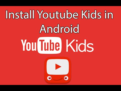 How to Install Youtube Kids app in Android |App Review| |Apk Download Link|