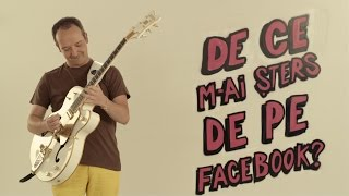 SUPERMARKET - De ce m-ai sters de pe Facebook ? (Official Music Video)