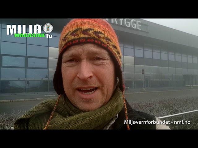 Miljømagasinet TV 8 2020 Åpne Rygge flyplass